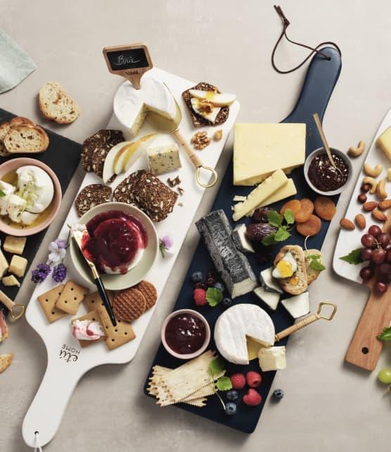 Des boîtes de fromage thématiques pour vos petits partys!