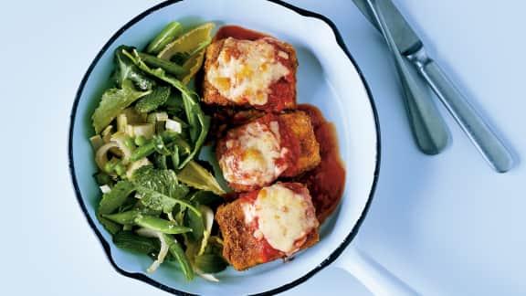 TOP : 10 recettes avec du tofu faciles et santé