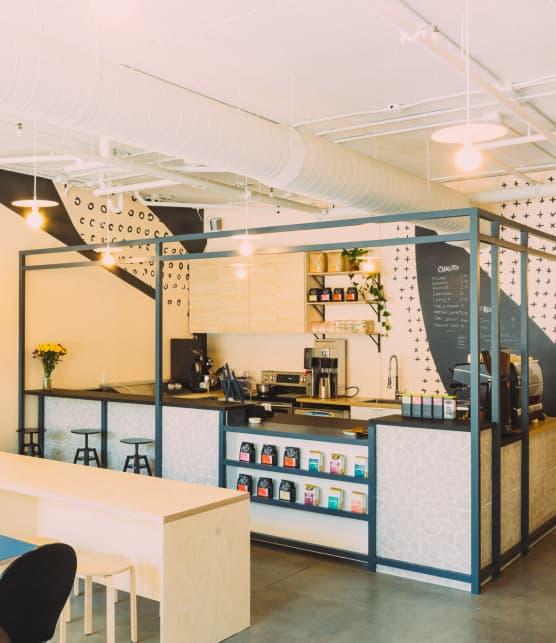 Les plus beaux cafés de Montréal