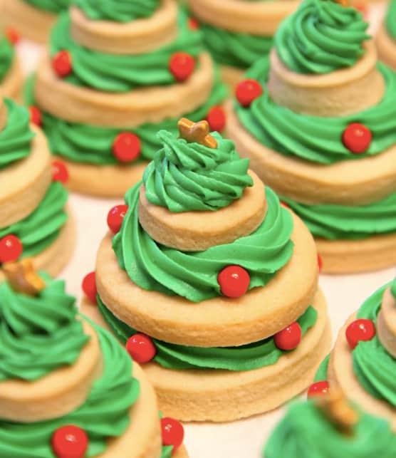Comment faire des biscuits-sapin3D juste à temps pour Noël