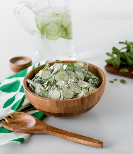 TOP : Des recettes de concombre pleines de fraîcheur
