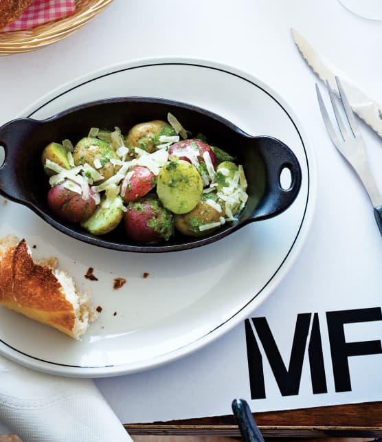 TOP : 10 recettes de pommes de terre qui ont tout pour plaire!