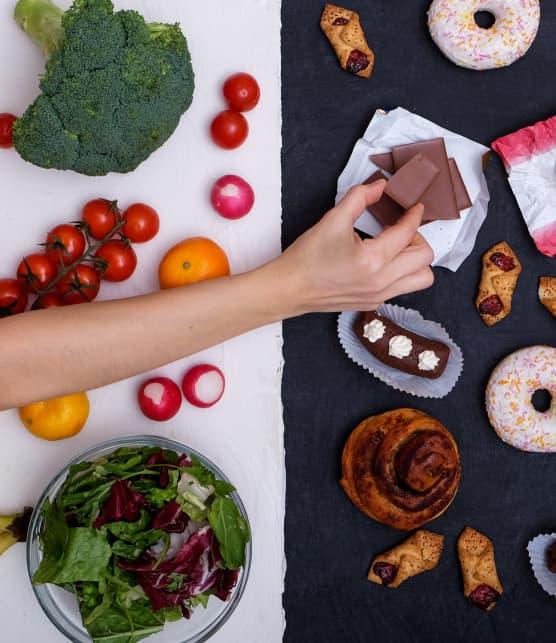 6 aliments qui mettent l'eau à la bouche et leur alternative plus saine