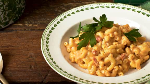 TOP : 10 recettes de mac and cheese à se rouler par terre