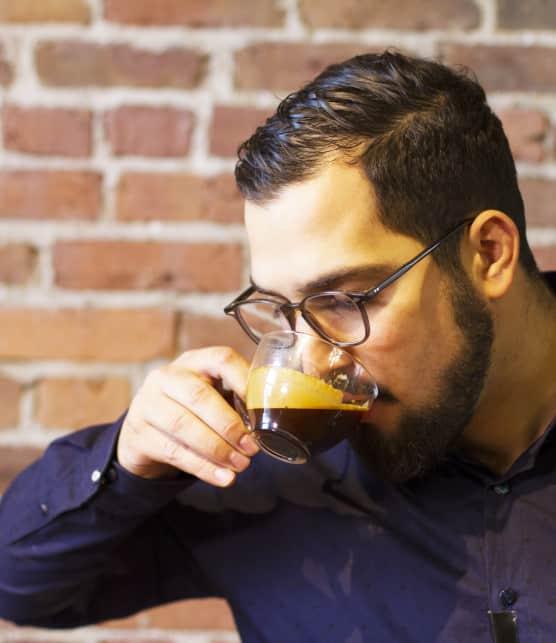La mouture de l'espresso