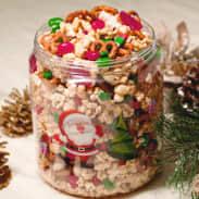 Popcorn surprise au caramel « épices de Noël »
