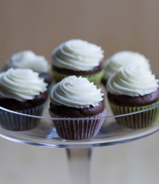 Recette de mini-cupcakes au lait de soya