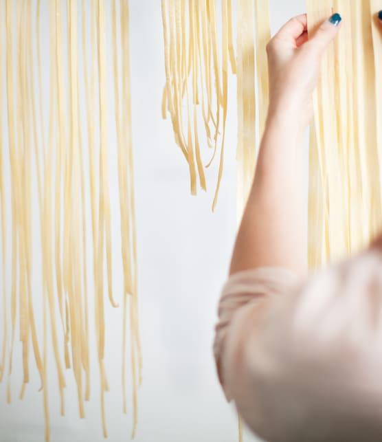 Comment faire des pâtes fraîches en 5 étapes faciles