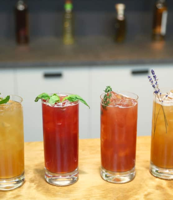 Une tendance cocktail à surveiller : le Gin & Kombucha
