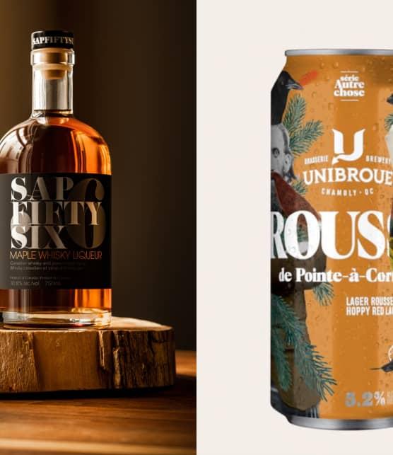 8 nouveaux alcools québécois à découvrir