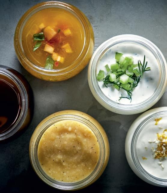 TOP : 6 recettes de vinaigrettes maison
