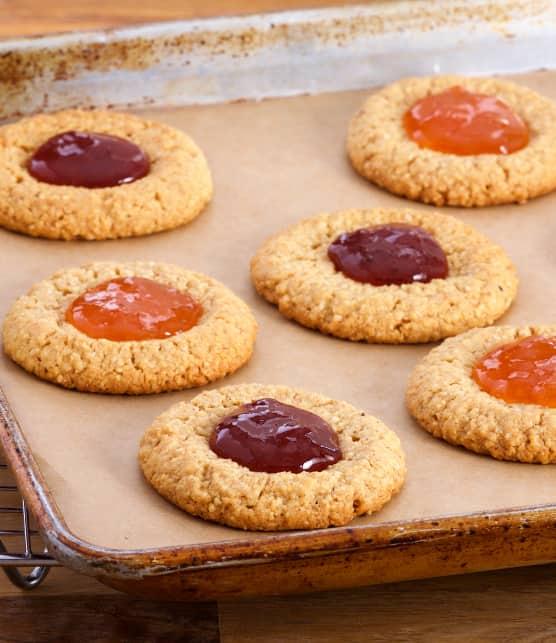 Biscuits au beurre d'amandes