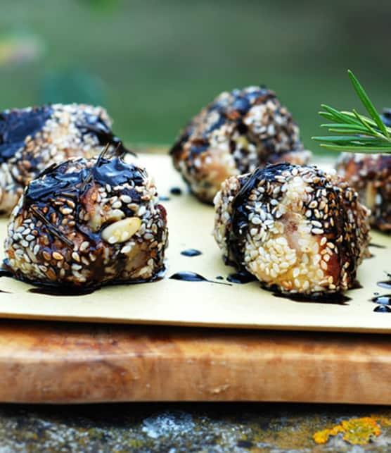 boulettes de thon