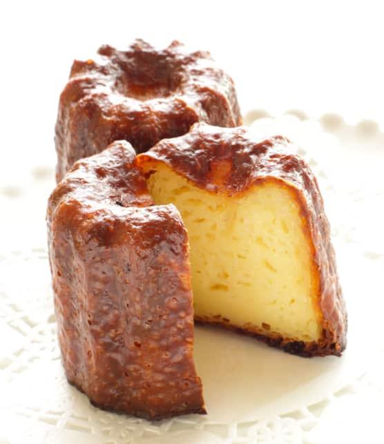 desserts cannelés bordelais