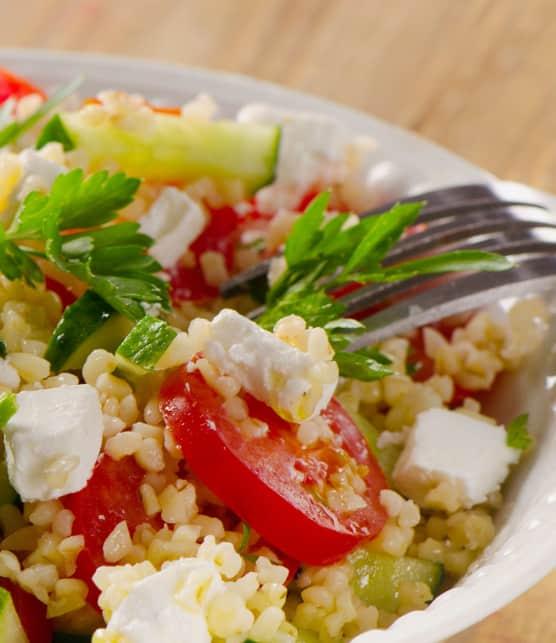 quinoa au Feta