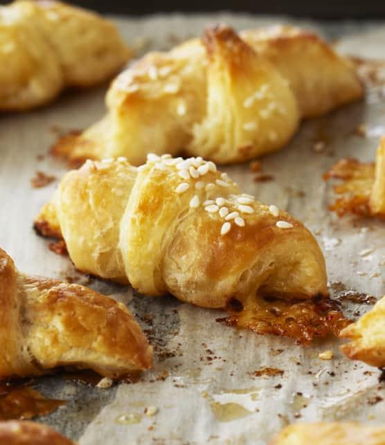croissants miniatures