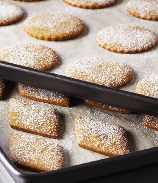 biscuits classiques au pain d'épices