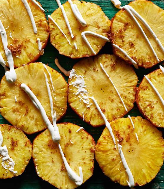 TOP : 8 recettes pour cuisiner l'ananas sur le gril