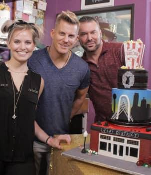 Le gâteau parfait à Dallas