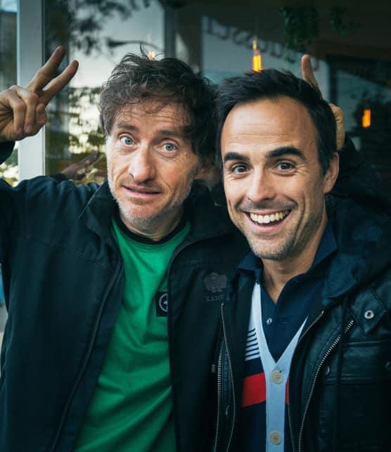 Bloopers Coups de food avec Emmanuel Bilodeau