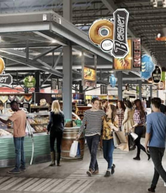Un tout nouveau marché alimentaire pour le centre CF Promenades St-Bruno
