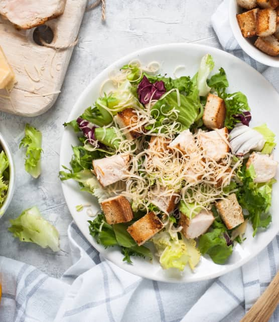 Quel vin servir avec une salade?