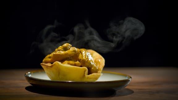 Poulet au beurre d'Antoine Sicotte