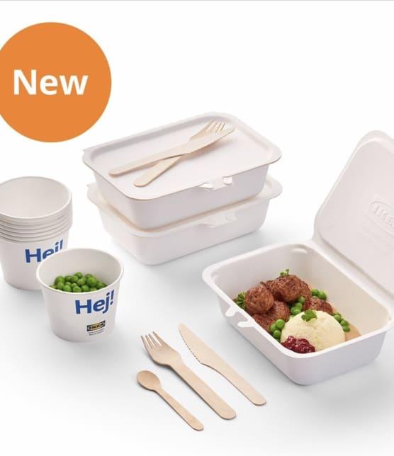IKEA propose enfin un service de repas pour emporter dans ses succursales!