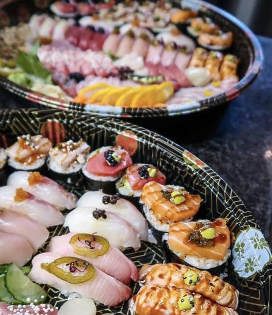 10 excellentes adresses pour manger des sushis à Montréal