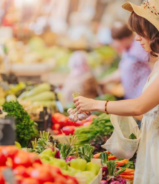 5 marchés fermiers à découvrir cet été à travers la province