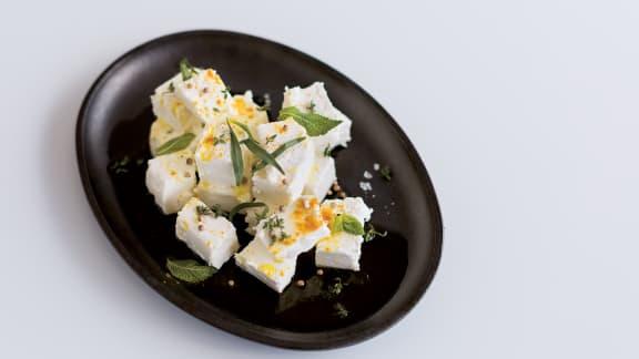 paneer maison ou le bonheur du fromage frais