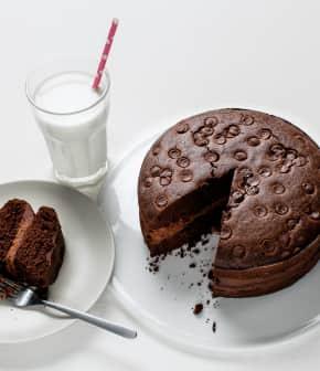 Comment faire un gâteau très chocolaté