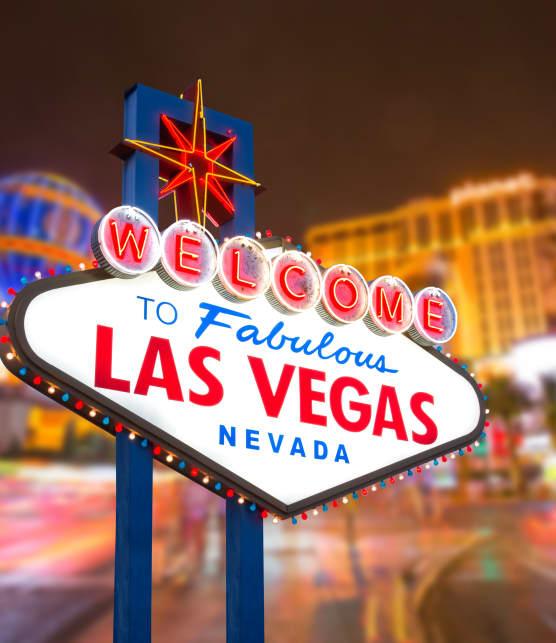 Bling-bling et Thcin tchin à Las Vegas!