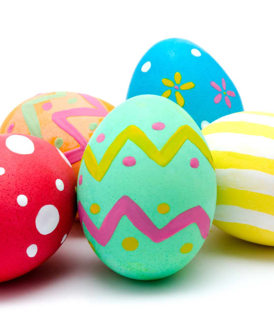 Teinture pour oeufs de Pâques