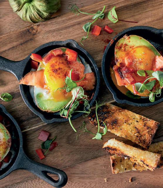 TOP : 8 casseroles d'oeufs pour le brunch