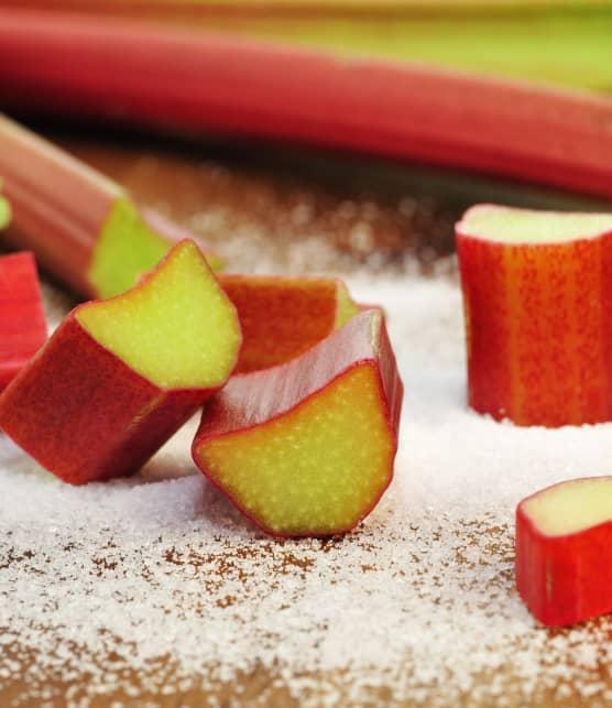 TOP : 8 recettes à la rhubarbe à cuisiner cet été