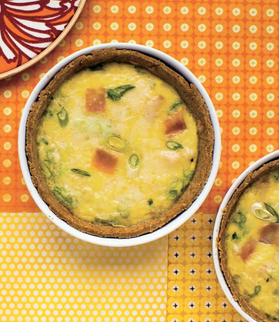 TOP : 10 recettes pour réinventer votre quiche!