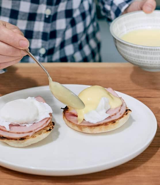 Comment préparer des oeufs bénédictine