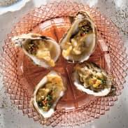 TOP : 10 recettes d'huîtres