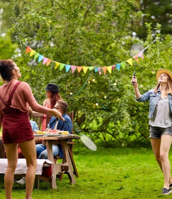 Les essentiels pour réussir votre garden-party cet été