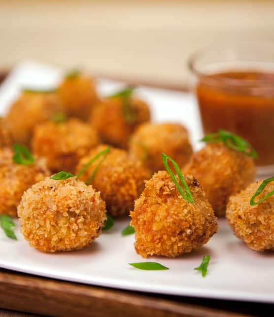 boulettes de dinde sauce aigre-douce