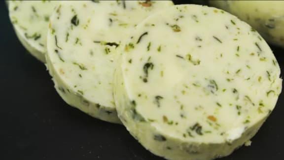 Comment faire un beurre composé