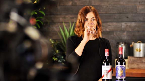 Accords mets et vins avec Marie-Michèle Grenier et Vianney Godbout