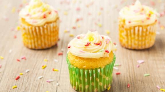 Petits gâteaux au citron