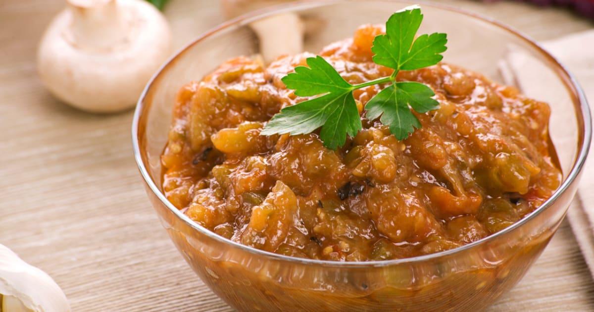 Salade d'aubergines grillées | Foodlavie