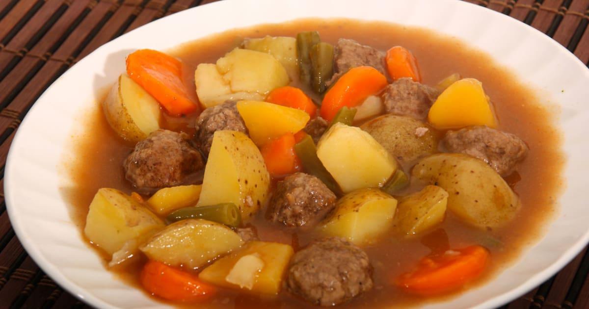 Rago t de boulettes de grand m re foodlavie - Recette merveilles de grand mere ...