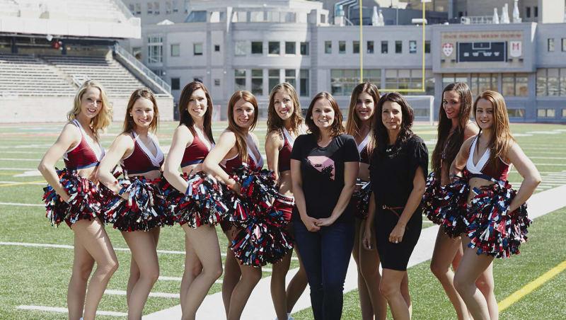 Cheerleader des Alouettes