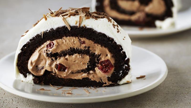 Gâteaux roulés