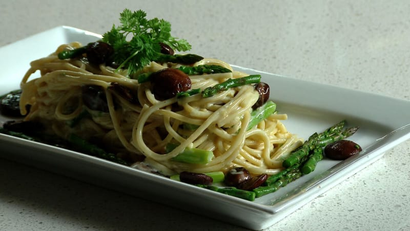 Un bon spaghatte !