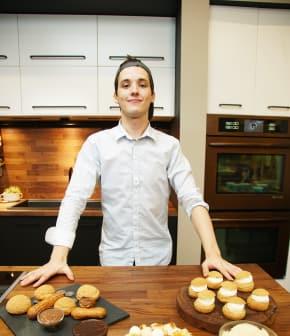 Zébulon Vézina, pâtissier